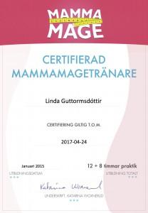 Linda Guttormsdóttir MaM Diplom
